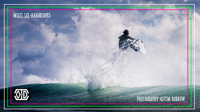 Miles Lee-Hargreaves Surfing